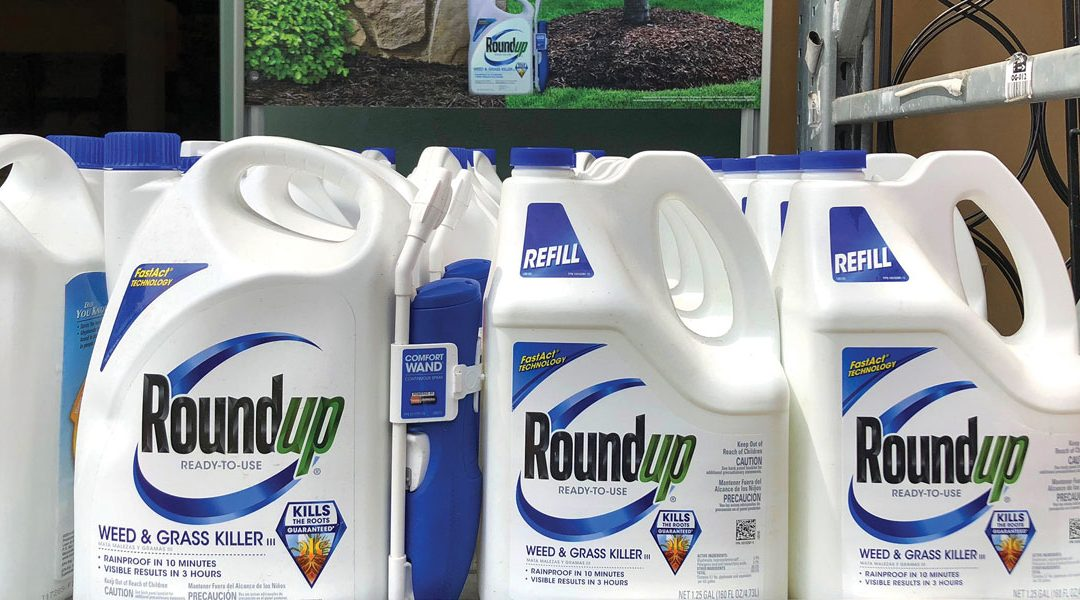 Science-based consideration of the glyphosate debate
