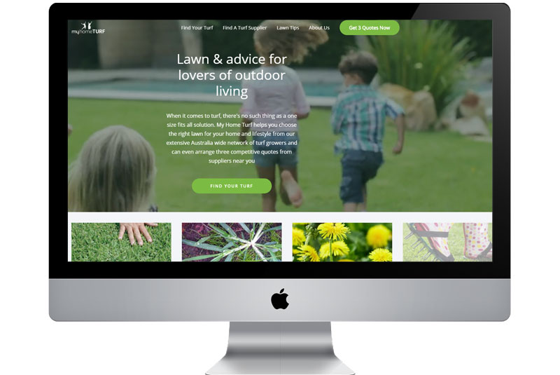 myhome turf website image