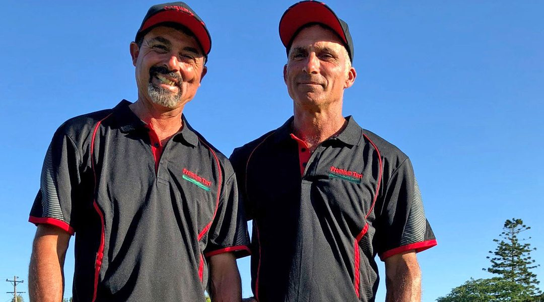 Premium Turf goes that extra mile to service their customers
