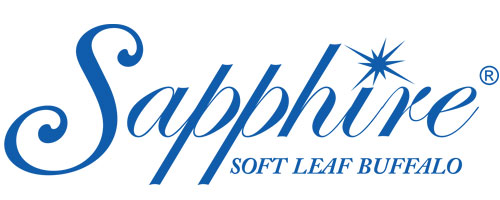sapphire soft leaf buffalo logo