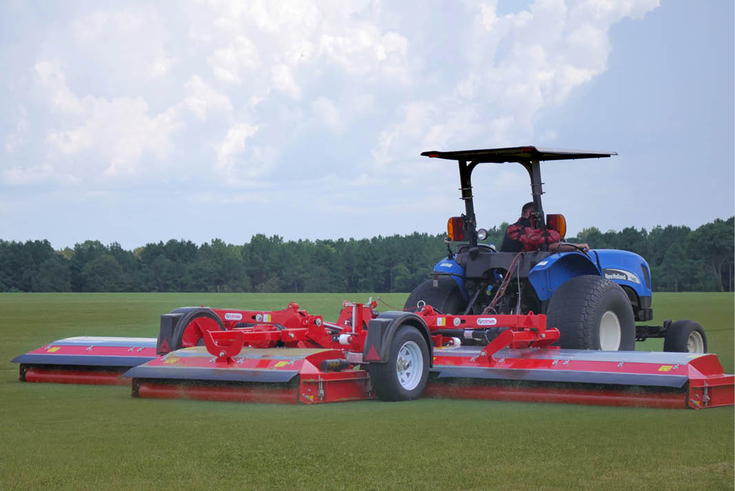Trimax Mowing Systems Pegasus S4